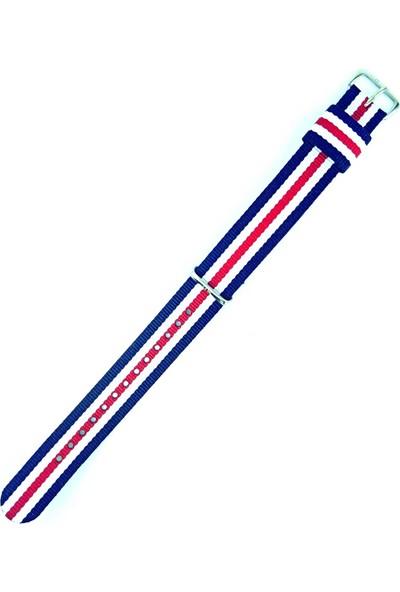Ztd Strap Daniel Wellington 40Mm Kasa İçin 20Mm Tekstil Nato Saat Kordonu 498Dnl