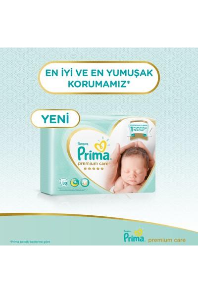 Prima Bebek Bezi Premium Care 3 Beden 62 Adet Midi Jumbo Paket
