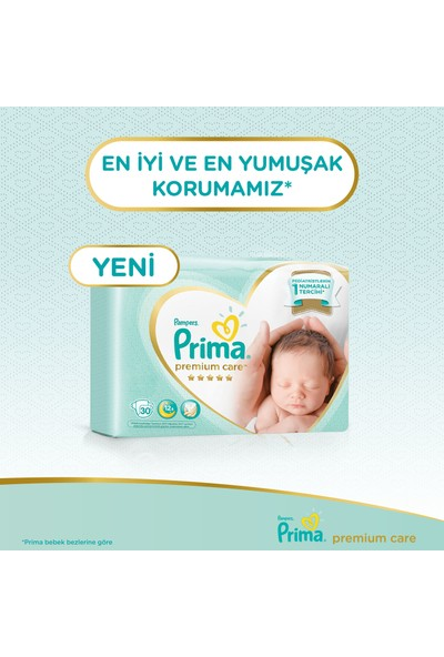 Prima Bebek Bezi Premium Care 4 Beden 94 Adet Maxi Fırsat Paketi