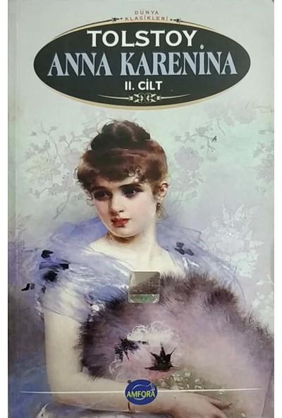 Anna Karenina - Tolstoy - 2 Cilt