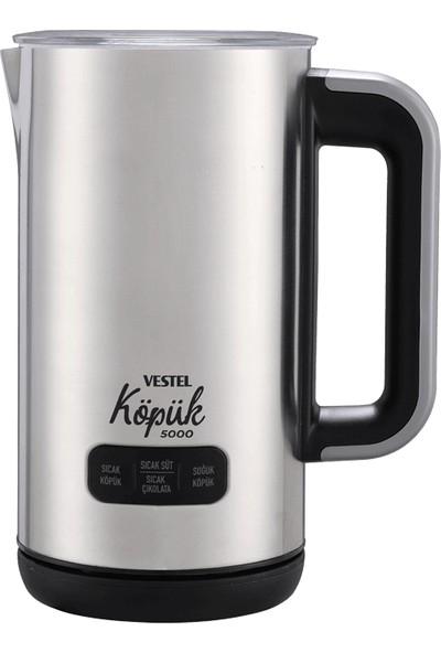 Vestel Köpük 5000 Süt Isıtıcı Ve Köpürtücü