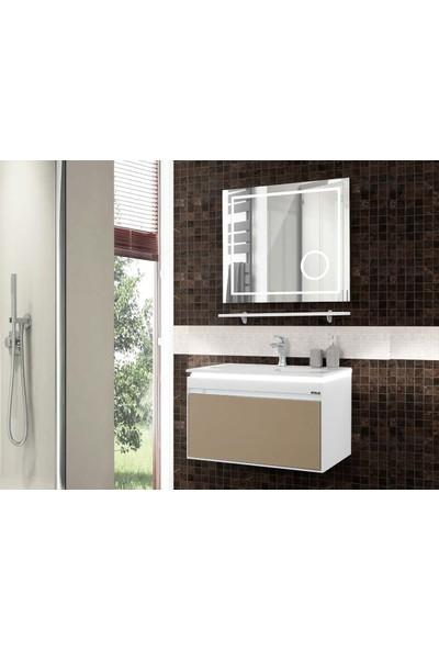 Lineart İcon 810 80Cm Banyo Dolabı