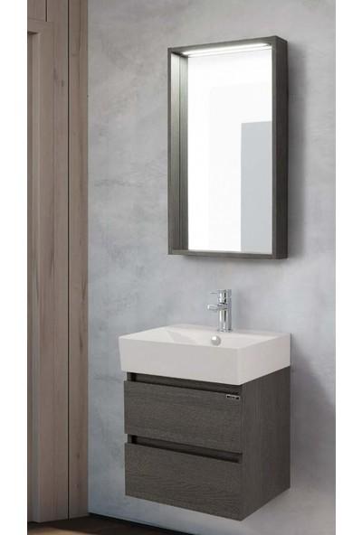 Lineart Plaza 500 50Cm Banyo Dolabı