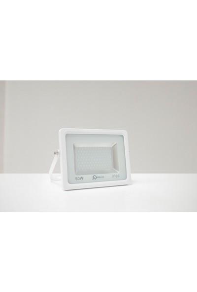 Herşeyciden Ferled Apple Smd Led Projektör Beyaz 50 W