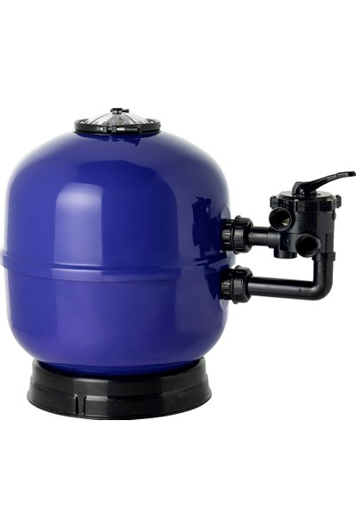 Vıenna Model Mavi Lamine Polyester Filtre. D.500 Mm- A Grup Aş