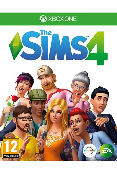 The Sims 4 Xbox One Oyun