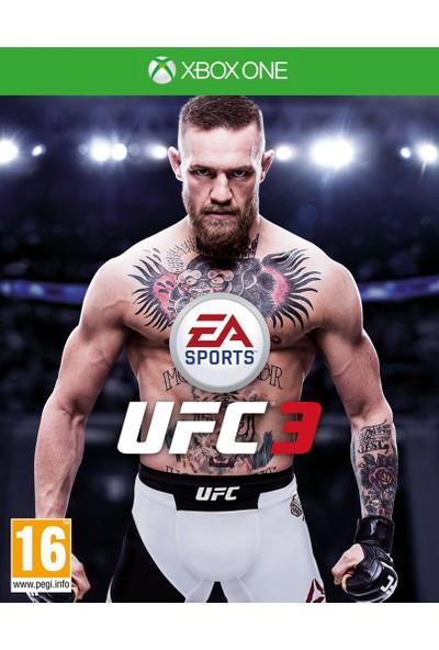 UFC 3 Xbox One Dövüş Oyunu