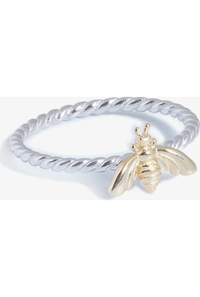 Lapidore Bee Multicolor Burgu Yüzük