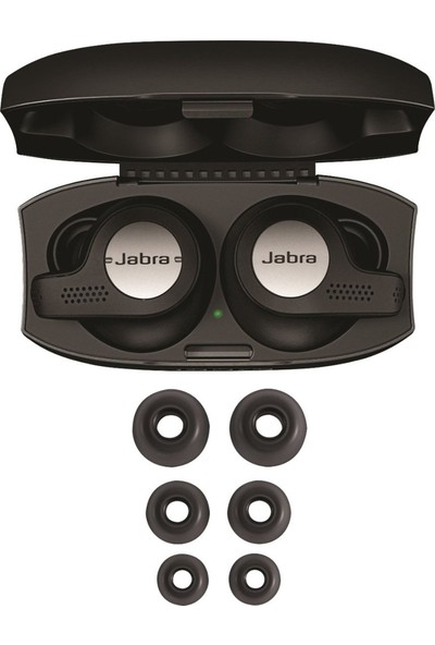 Jabra Elite Active 65T Bluetooth Kulaklık - Titanium Siyah