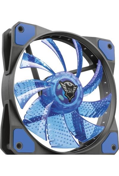 Trust 22347 GXT 762W LED Aydınlatmalı PC Kasa Fanı Mavi
