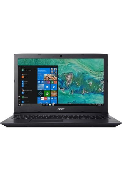 "Acer Aspire A315-51 Intel Core i3 6006U 4GB 500GB Windows 10 Home 15.6"" Taşınabilir Bilgisayar NX.GNPEY.003"