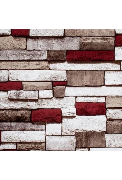 Piya Piya More 2105 Taş Desenli Duvar Kağıdı