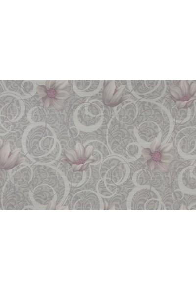 Yasham Adoro 7510-4 Çiçek Görünümlü Duvar Kağıdı