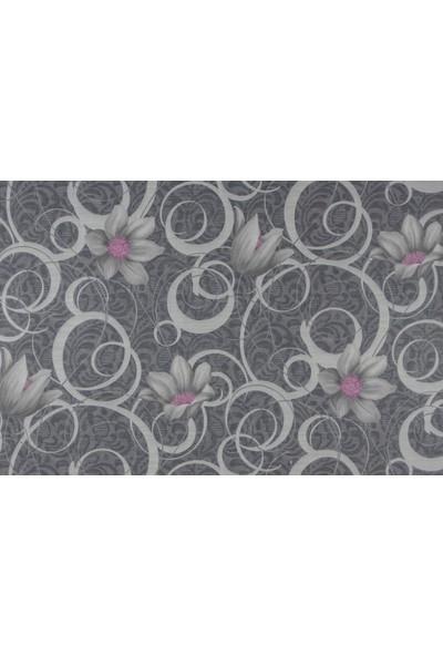 Yasham Adoro 7510-6 Yerli Çiçek Desenli Duvar Kağıdı