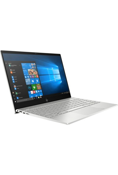 "HP Envy 13-AH1001NT Intel Core i5 8265U 8GB 256GB SSD MX150 Windows 10 Home 13.3"" FHD Taşınabilir Bilgisayar 4UU23EA"