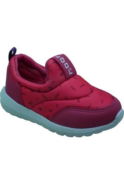 Cool 1401 Bağcıksız Çocuk Spor Ayakkabı (22-30)