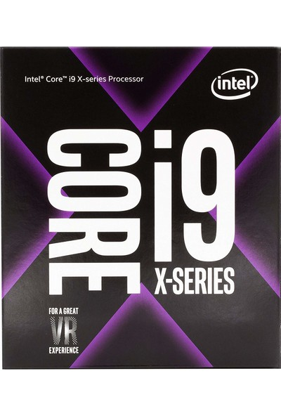 Intel Core i9 7960X 2.8GHz 22M Soket 2066 İşlemci (BX80673I97960XSR3R)