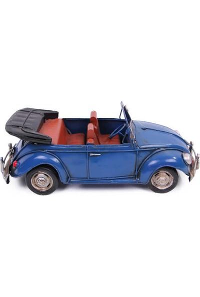 Mory Concept Dekoratif Metal Araba Üstü Açık