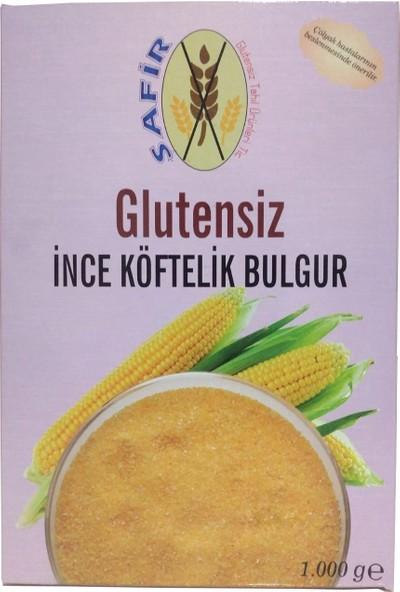 Safir Glutensiz İnce Köftelik Bulgur 1 kg