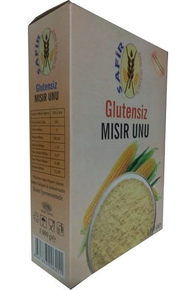 Safir Glutensiz Mısır Unu 1 kg