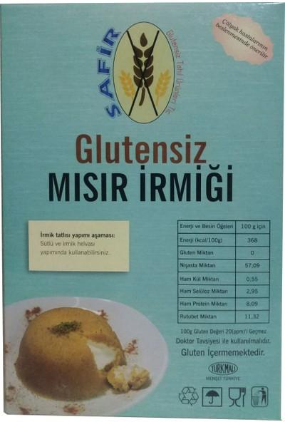 Safir Glutensiz Mısır İrmiği 1 kg