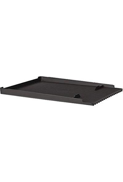 IKEA Rinnig Bulaşıklık Süzme Tablası Tepsisi - Siyah