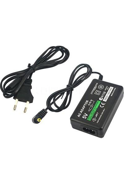 Oem Psp Şarj Adaptörü Sony Psp 1000/2000/3000 Adaptör 5Volt 2Amper