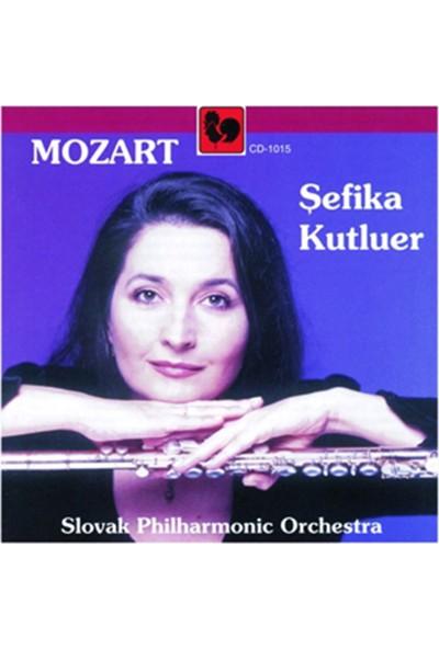 Şefika Kutluer / Mozart Slovak Philharmonic Orchestra
