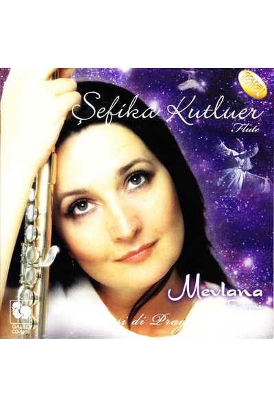 Şefika Kutluer Flute Mevlana Rumi Virtuosi Di Praga Orchestra