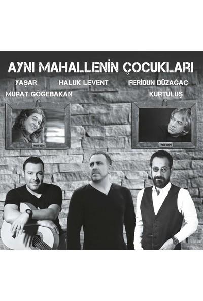 Haluk Levent & Murat Göğebakan & Kurtuluş & Feridun Düzağaç & Yaşar - Aynı Mahallenin Çocukları (Plak)