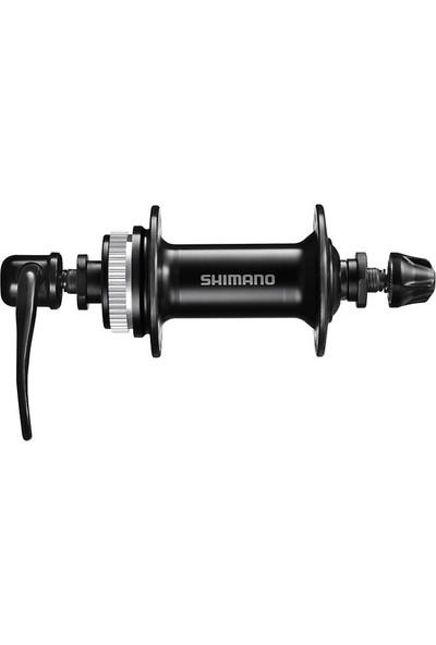 Shimano Tourney Hb Tx505 Ön Göbek 36H Siyah