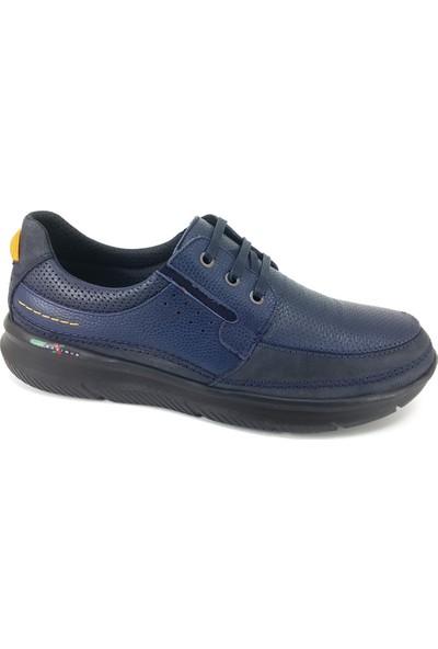 Forelli 35909 Ortopedik Günlük Erkek Ayakkabı Lacivert
