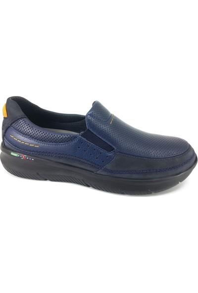 Forelli 35911 Ortopedik Günlük Erkek Ayakkabı Lacivert