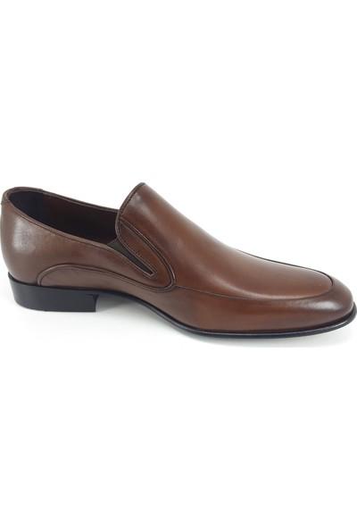 Oskar 1115 Günlük Kösele Erkek Ayakkabı Kahverengi