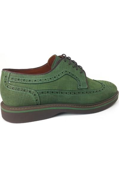 Libero 2706 Günlük Erkek Ayakkabı Yeşil