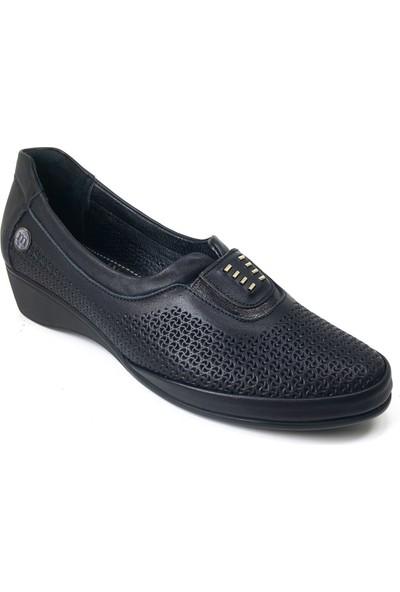 Mammamia 995 Günlük Kadın Ayakkabı Siyah