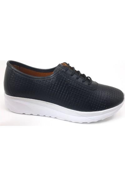 Estile 199 Günlük Kadın Ayakkabı Siyah