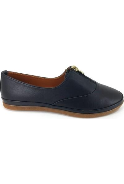 Estile 49 Günlük Kadın Ayakkabı Siyah
