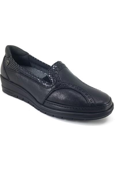 Forelli 25109 Günlük Kadın Ayakkabı Siyah