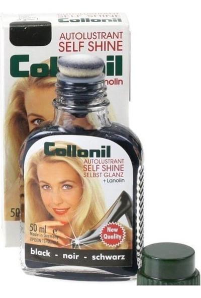 Collonil Likit Ayakkabı Boyası 50 ml Açık Kahverengi