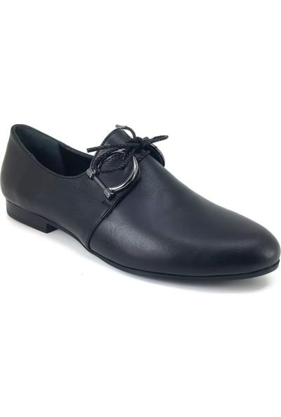 Mammamia 3225 Günlük Kadın Ayakkabı Siyah