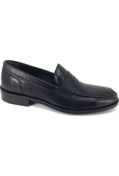 Marcomen 8122 Günlük Klasik Erkek Ayakkabı Siyah