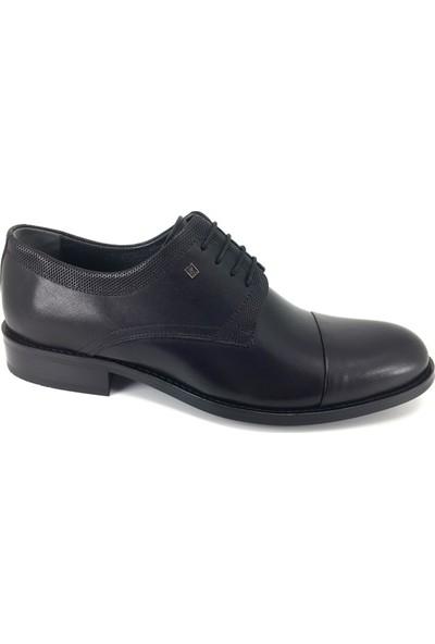 Marcomen 8129 Günlük Klasik Erkek Ayakkabı Siyah