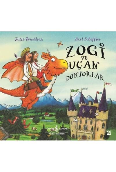 Zogi Ve Uçan Doktorlar - Julia Donaldson