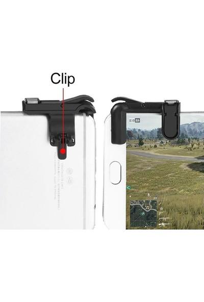 Alisveristime Tüm Telefonlar İçin Oyun Adaptörü PUBG Mobile Ateş Tetik Düğmesi M24