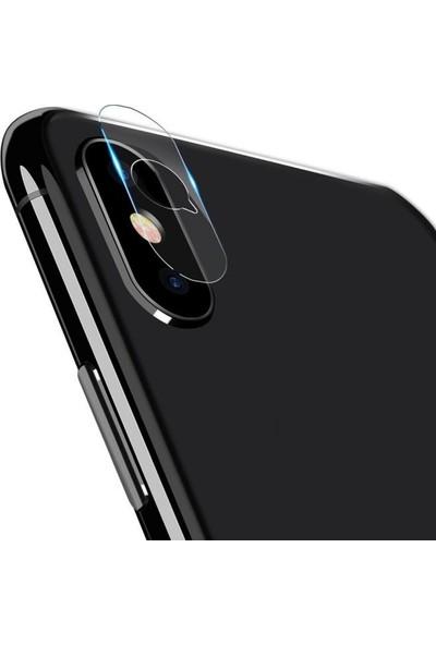 Alisveristime Apple iPhone XS Max Arka Kamera Koruyucusu