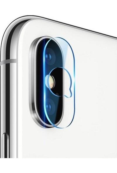 Alisveristime Apple iPhone XS Arka Kamera Koruyucusu