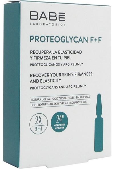 BABE Protoglycan F+F Ampul Anti-aging Etkili Konsantre Bakım 2li