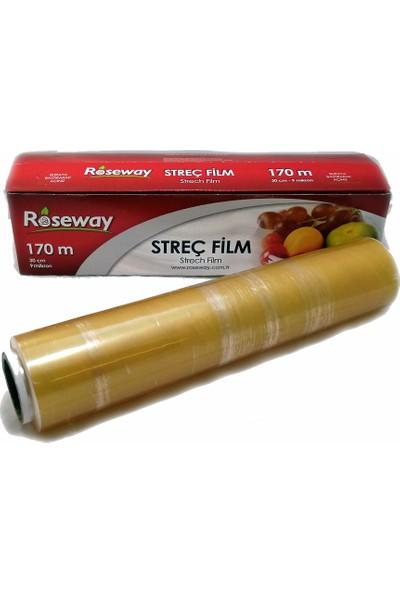 Roseway Streç Film 30 cm 170 metre 9 Micron