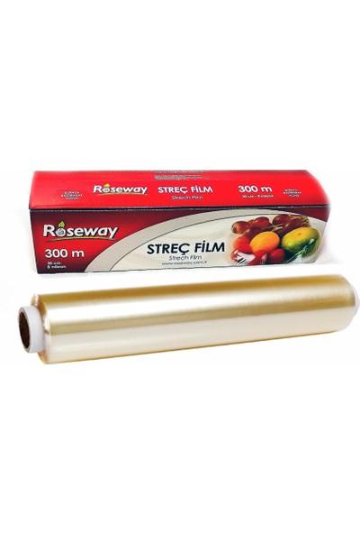 Roseway Streç Film 30 cm 300 metre 8 Micron